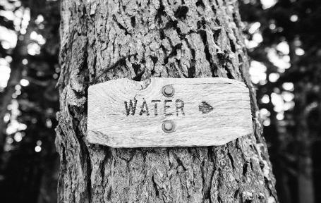 woda drogowskaz