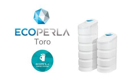 nowość - kompaktowy zmiękczacz wody Ecoperla Toro 35